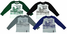 T-shirts, débardeurs et chemises en polyester pour garçon de 14 ans
