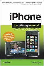 iPhone: The Missing Manual: Covers All Models with 3.0 Software-including the iP