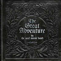 THE NEAL MORSE BAND - THE GREAT ADVENTURE  3 CD NEW