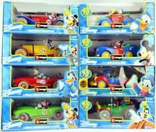 Burago Disney Model Car 1/18 Mickey Goofy Donald Scrooge, Auswahl pick your item