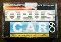 Opus Car 60 sun resistant Polycarbon Factory sealed cassette