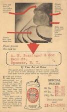 ADVERTISING - Occident Flour - 1935