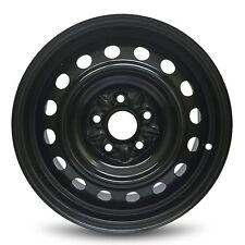 "New 16"" 5 Lug 2004-2010 Toyota Sienna Black Steel Wheel Rim 16x6.5 5x114.3"