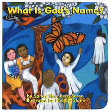 What Is Gods Name Hb (Early Childhood Sprituality),Sandy Eisenberg Sasso,Very Go