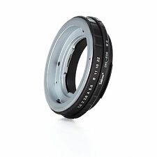 DKL-EOS Retina Voigtlander DKL Lens to Canon EF Mount Adapter Ring Free Shipping