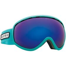 Electric Visual Mesher Turquesa Gafas de Snowboard ( Borse / Cromo Azul)