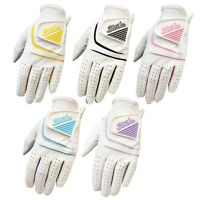 STRIKE 5 Women All Weather Ladies Golf gloves cabretta leather palm patch Thumb