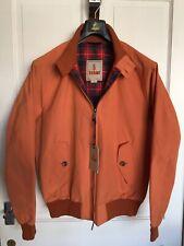 NWT £295 Baracuta G9 Harrington Rust Jacket 42 Made In England M L Skinhead Mod