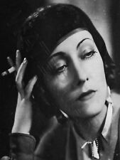 GLORIA SWANSON Close Up art print poster Hp4064