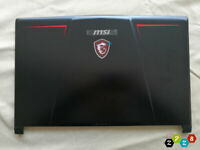 New LCD Rear Lid Cover Top Back Case For MSI GE63 GE63VR MS-16P1 MS-16P5 Laptop