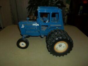 Vintage 1/12 Ford 9600 Farm Toy Tractor Rebuilder Or Leave Original !