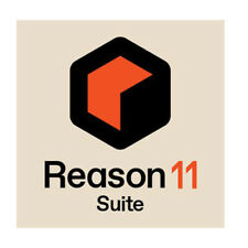 Reason Studios Reason 11 Suite, upgrade from any Full version of Reason standard