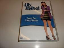 DVD  Ally McBeal: Die komplette Season 1