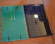 PANNELLO SOLARE 18 V 140 mA 2.5 W watt policristallino con diodo