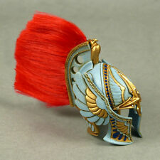 1/6 Scale Phicen, Hot Toys - Captain Sparta Female Greek Helmet w/ Red Plume