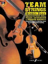 Team Strings. Double Bass (with CD); Duckett, Bull & Goodborn. - 571528031