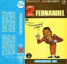 """FERNANDEL """"S/T"""" CASSETTE 1979 pathe emi"""