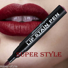 Stargazer MATTE RED WINE SEMI PERMANENT LIP STAIN PEN Lipstick 09