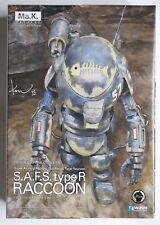 WAVE 1/20 Raccoon S.A.F.S. Type R Maschinen Krieger Ma.K MK-015 scale model kit