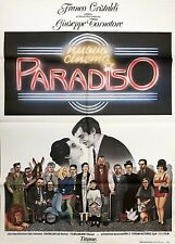 Cinema Paradiso Poster Film Print Wall Decor Gift Picture - No Frame