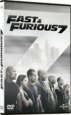 DVD *** FAST AND FURIOUS 7 ***  ( neuf sous blister )