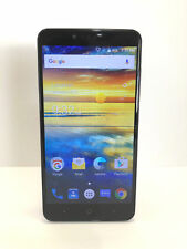 ZTE ZMax Pro Z max Unlocked Fingerprint Reader 32GB 4G LTE AT&T T-Mobile Cricket