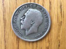 1920 HALF CROWN KING GEORGE V. GREAT BRITAIN HALFCROWN