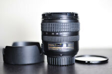 Nikon AF-S 24-85mm ED G FX Lens w/ UV Filter!
