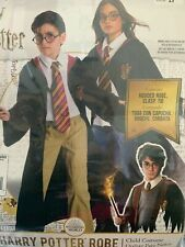 Harry Potter Childs Character Robe- Wizard World  -Sz 4-6