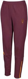 Adidas NCAA Arizona State Woven Pants Burgundy CZ7719