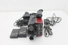 JVC video film gr-c7e vintage con Videocamera Camcorder