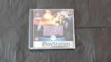 Medal of Honor Underground ps1 Sony PlayStation  german version