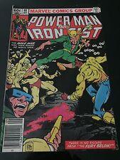 Marvel Power man & Ironfist #85