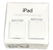 Apple iPad Camera Connection Kit MC531ZM/A Free Shipping
