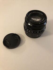 Fuji Fujifilm XF 35mm f2 R WR Fujinon Lens 35/2 #222