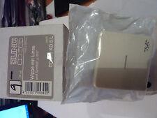JUNG CD 590 KO 5L, Wippe f. Schalter und Taster weiß, 1 Stück, original verpackt