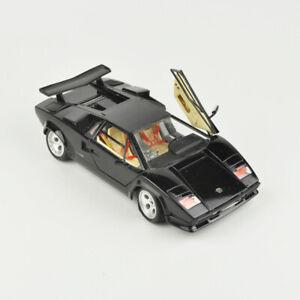 Lamborghini Countach (1988) - Bburago - Burago - 1:18 - schwarz