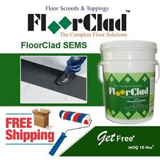 FloorClad-SEMS self levelling epoxy floor screed