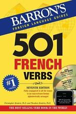 501 French Verbs: with CD-ROM and MP3 CD (501 Verb Series), Kendris Ph.D., Theod