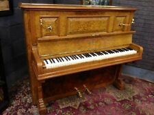 """Reconditioned, Walnut, """"Chappell"""" Overstrung NATIONAL DELIVERY"""". 5YR GUARANTEE."""