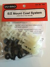 Du-bro E/Z Mount Cowl System For .90 & Above Size Aircraft CLEARANCE