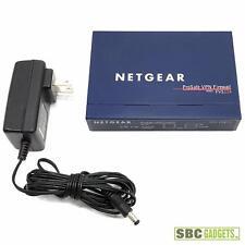 Netgear 4-Port 10/100 ProSafe Vpn Firewall (Model: Fvs114)
