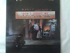 ELTON JOHN DON'T SHOOT ME I'M ONLY THE PIANO PLAYER france french LP 33T +insert