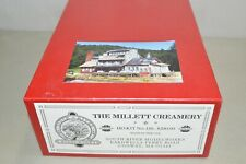 HO scale building structure KIT South River Modelworks Millet Creamery Rutland