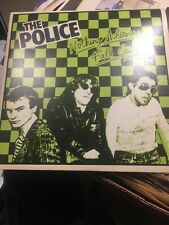 THE POLICE Fall Out / Nothing Achieving RARE 45 RECORD UK IL001