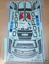 Tamiya 58581 GoPro Monster S.S. Swift/M05, 9495800/19495800 calcomanías/Pegatinas, nuevo en paquete