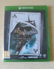 XBOX ONE BATMAN RETURN TO ARKHAM CITY ASYLUM XBOXONE X/S NUOVO ITALIANO SIGILLAT