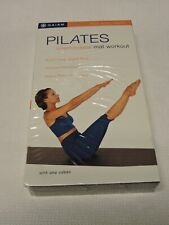 Gaiam Pilates Intermediate Mat Workout Vhs