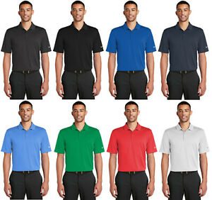 2020 Nike Men's Golf Dri-FIT Players Polo With Flat Knit Collar Polyester Shirt