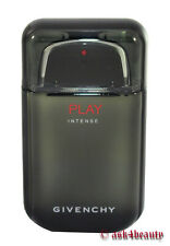 Givenchy Play Intense Tester 3.3oz EDT Spray Unboxed for Men